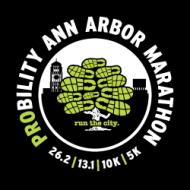 Probility Ann Arbor Marathon