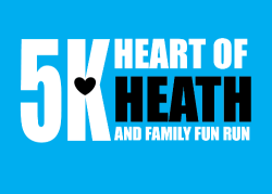 Heart of Heath 5K