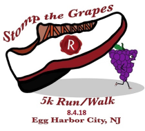 Stomp the Grapes 5k Run/Walk *