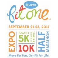 St. Luke's FitOne 5K/10K/Half Marathon