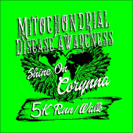 SHINE ON CORYNNA 5k RUN/WALK