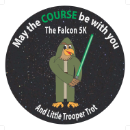 May the Course Be with You, Falcon 5K