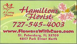 Hamiltons Florist