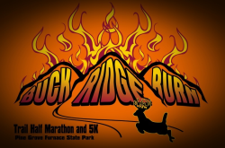 Buck Ridge Burn Trail Half Marathon and 5K