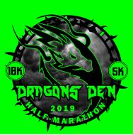 2019 Dragons Den Half Marathon, 10k, 5k