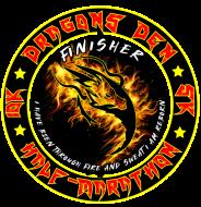 Dragons Den Half Marathon, 10k, 5k