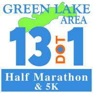Green Lake Area 13dot1 Half Marathon & 5K 2018