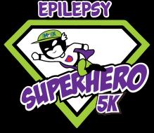 Epilepsy IM OK SuperHero 5K Fun Run/Walk