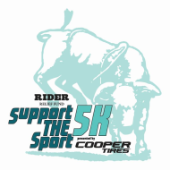 Rider Relief Fund Support the Sport 5k presented by Cooper Tires