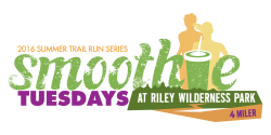 Smoothie Tuesday 4 Mile Trail Race Series - Event #2