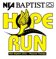 NEA Baptist Hope Run