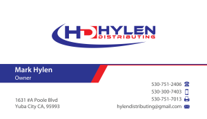 Hylen Distributing, Inc.