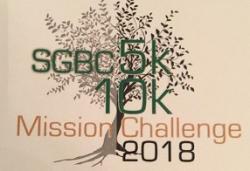 SGBC 5K / 10k Mission Challenge