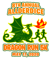 ALLDERDICE DRAGON 5K ( Race cancelled )