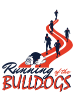 Running of the Bulldogs 5K & 1 mile fun run