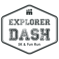 2017 Explorer Dash 5K and 1 Mile Fun Run