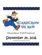 Scarecrow 5k Run