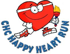 CHC Happy Heart Run 5K Run/Walk