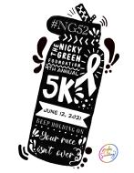 9th Annual Nicky's Run 5K & Family Fun Walk  In-Person and Virtual