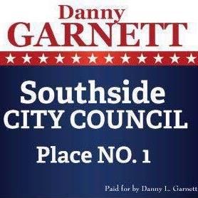 Danny Garnett - Southside City Councilman