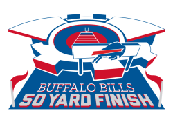 2018 Buffalo Bills 50 Yard Finish