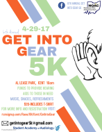 6th Annual 'Get Into gEAR 5k'