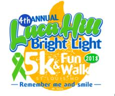 Luca Hill Bright Light Tie-Dye 5k and Fun Walk