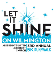 Let it Shine on Wilmington 3rd Annual 5K Run/Walk