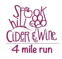 Spook Hill Cider & Wine 4 Mile Run