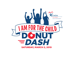 CASA of White County Donut Dash