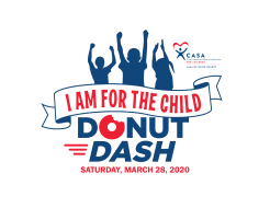 CASA of White County Donut Dash