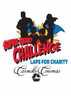Super Hero Challenge - Laps for Charity
