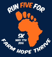 Run Five For Farm Hope Thrive