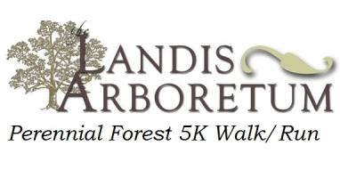 2020 Landis Arboretum 5K Forest Run