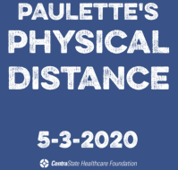 Paulette's PHYSICAL DISTANCE