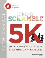 12th Annual COA Spring Scramble 5K
