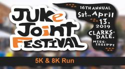 Juke Joint Festival 5k and 8k
