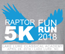 LLCA Raptor 5K and Fun Run