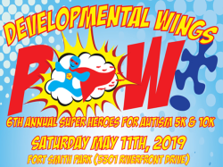 """""""Super Heroes for Autism"""" 5k, 10k, and 1 Mile Fun Run"""