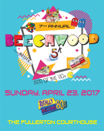 Beechwood's Totally Awesome 80's 5K