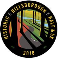 Historic Hillsborough Half Marathon and 5K