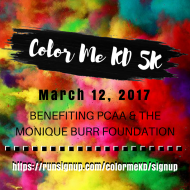 COLOR ME KD 5K and Fun Run