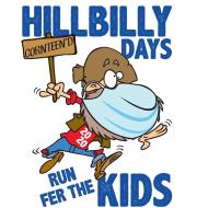 Hillbilly Days Cornteen'd Run for the Kids 5K/10K - Virtual