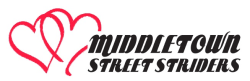 Middletown Street Striders Sweetheart Shuffle