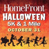 HomeFront's HALLOWEEN 5K & 1 Mile Run/Walk