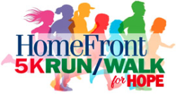 HomeFront's Run/Walk for Hope 2018