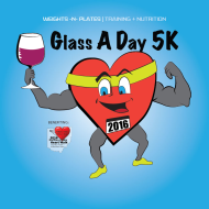 Glass A Day 5K