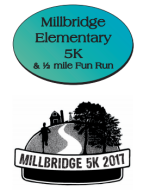 Millbridge Elementary 5K and 1/2 Mile Fun Run