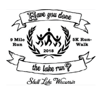 Lake Run 2019