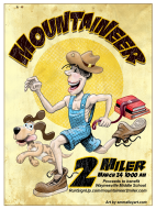 Mountaineer 2 Miler